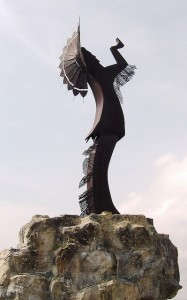 Keeper of the Plains, Wichita, Kansas