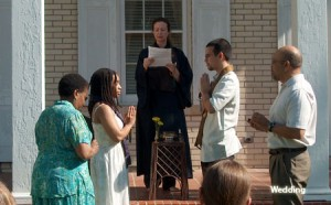 Wedding at the Southwind Sangha