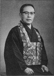 Rev Dr Zengaku Soyu Matsuoka Roshi